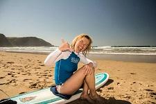 Coffee Bay - Cheap Surf Lesson